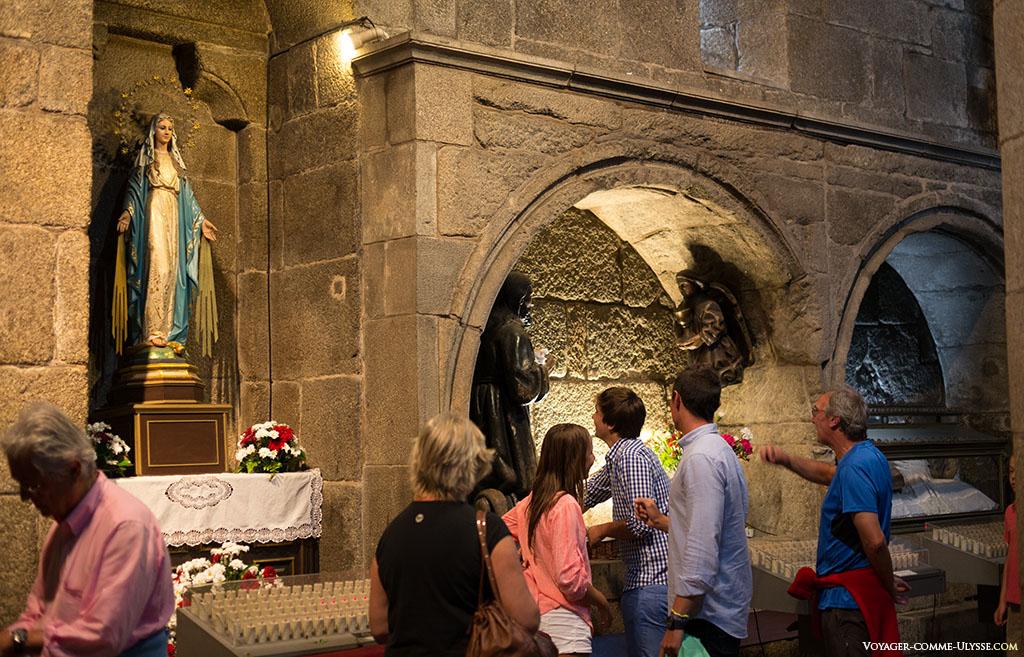 Eglise de la Corticela