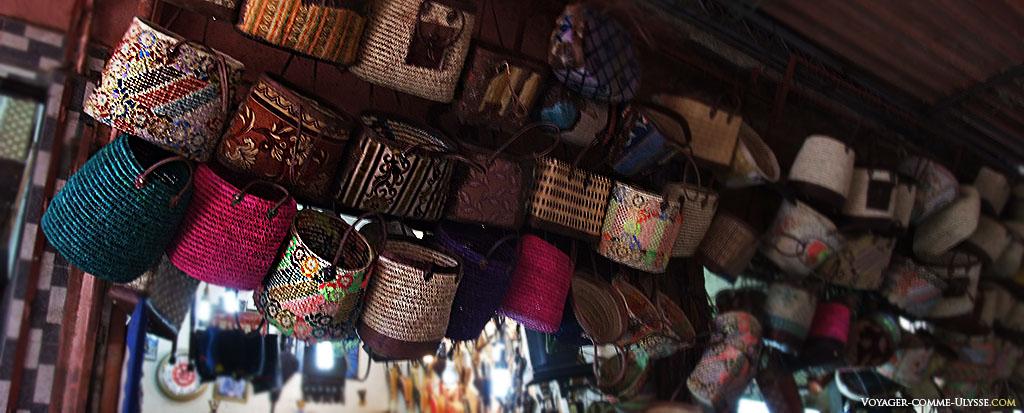 Vannerie de Marrakech