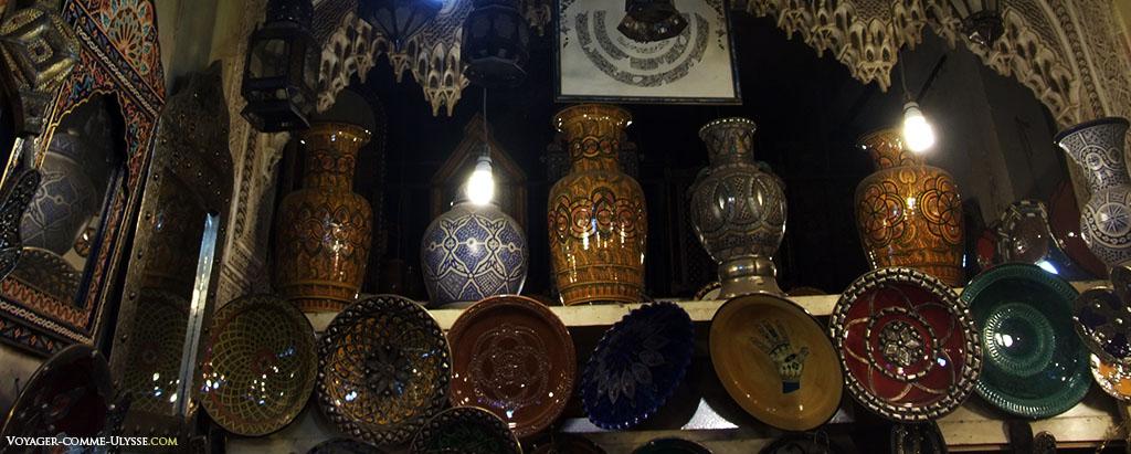 poterie de marrakech