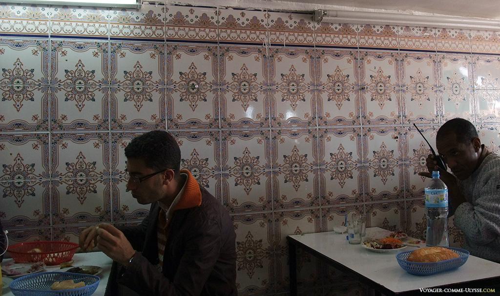 carrelage à Marrakech