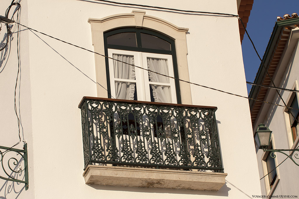 Fenêtre à Abiul