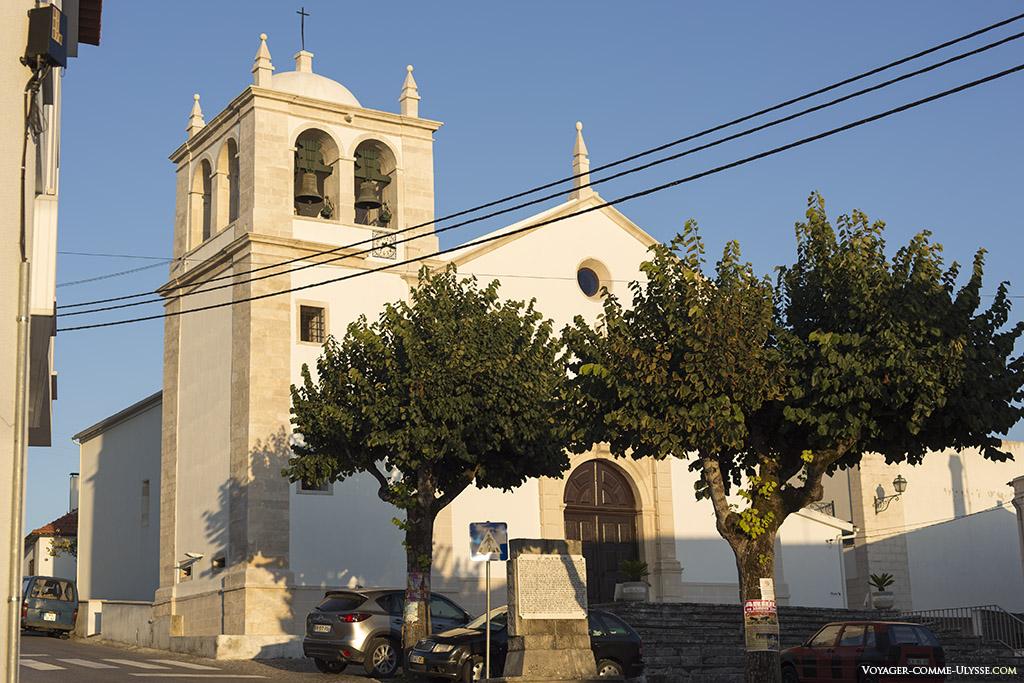 Eglise principale d'Abiul