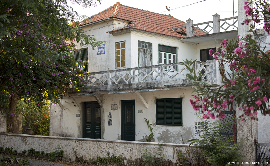 abiul ancien village du portugal vicedi voyager comme