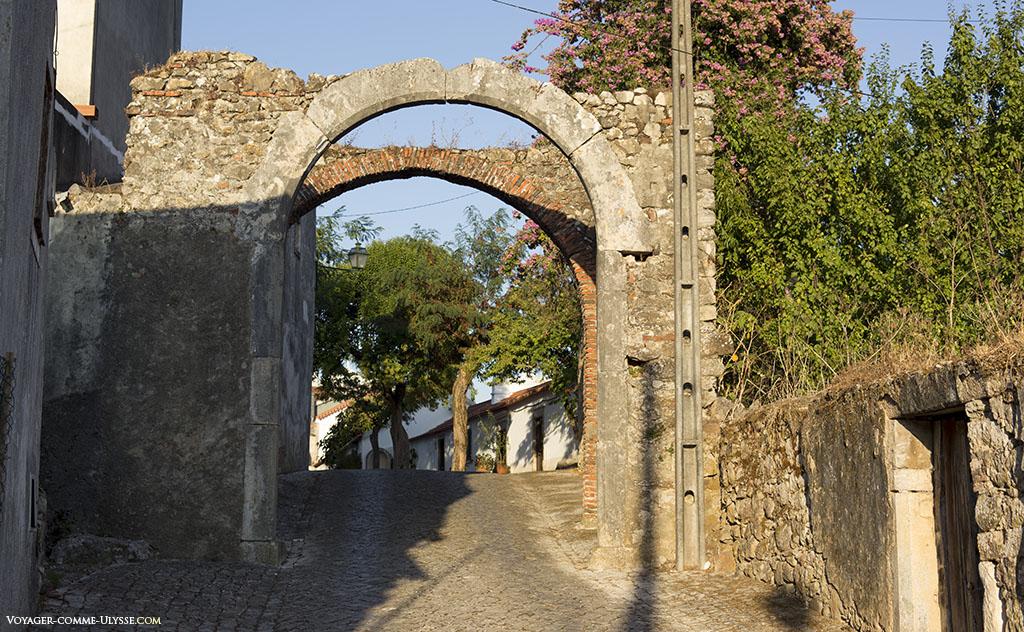 Arcs en pierre