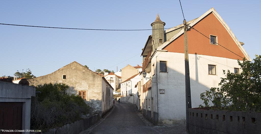 Petite rue d'Abiul