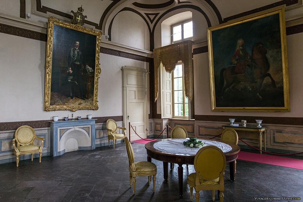 Salle du Roi