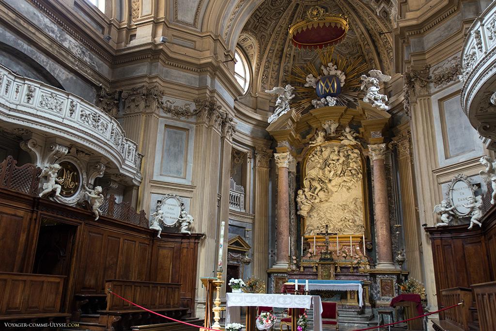 Baroque triomphant