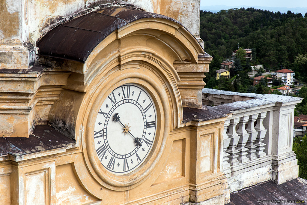 Horloge du clocher