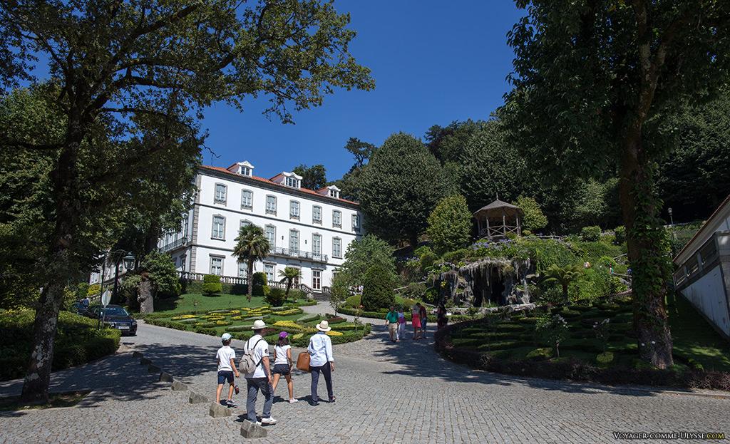 Hôtel du Parc.