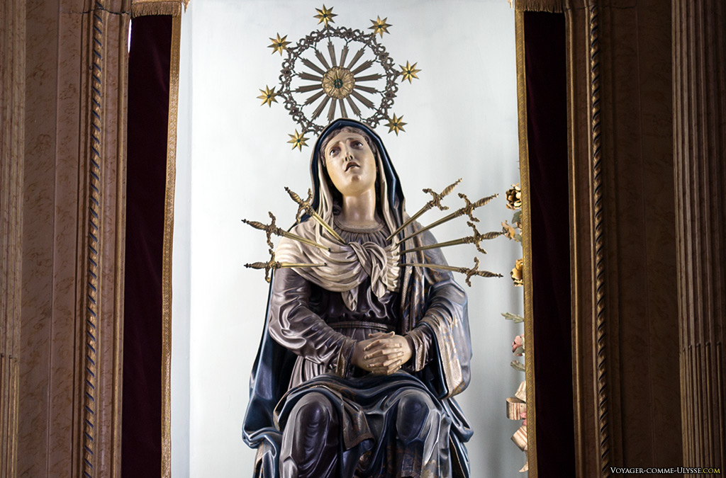 Notre Dame des Sept Douleurs.