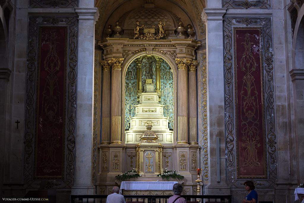 Autel du Saint Sacrement
