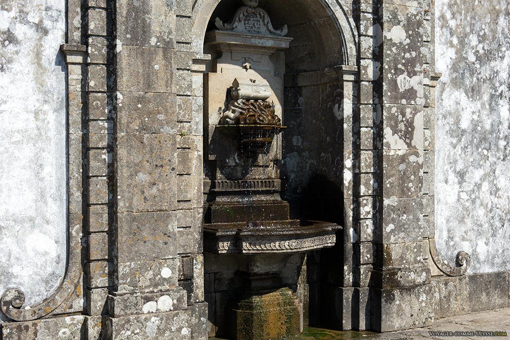 Fontaine de l'Espoir.