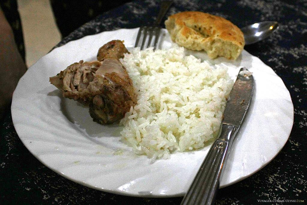 Le riz est très présent dans la gastronomie ouzbèk.