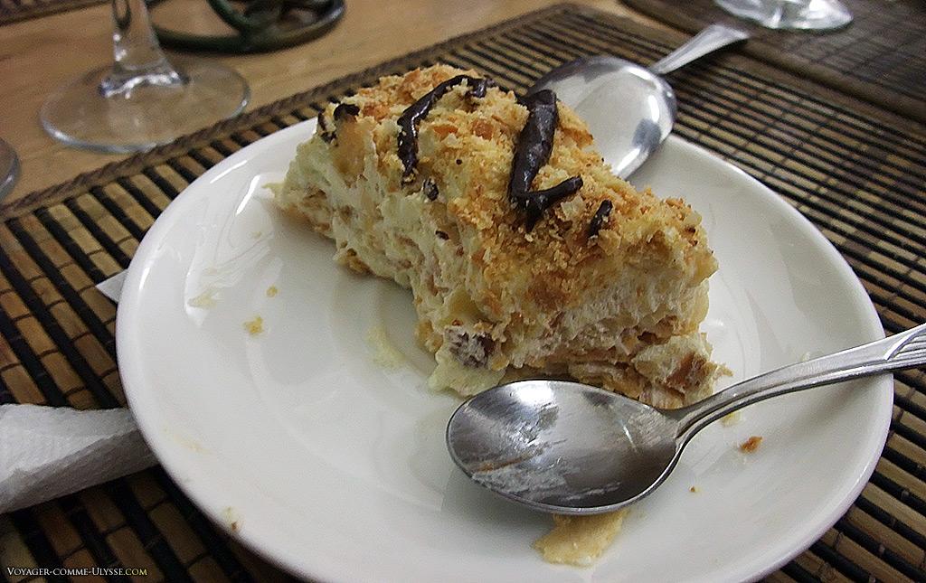 Un gâteau ouzbèk.