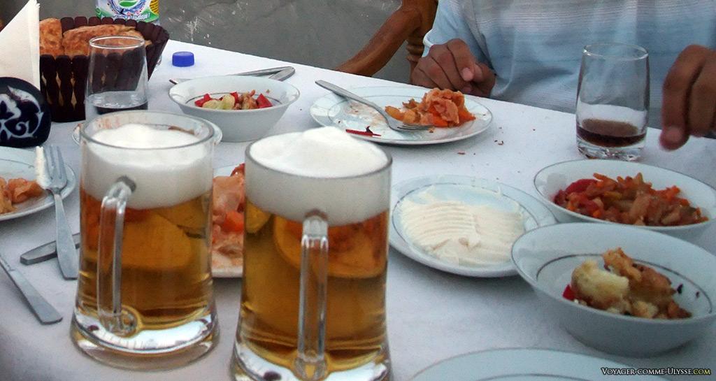 bière ouzbekistan