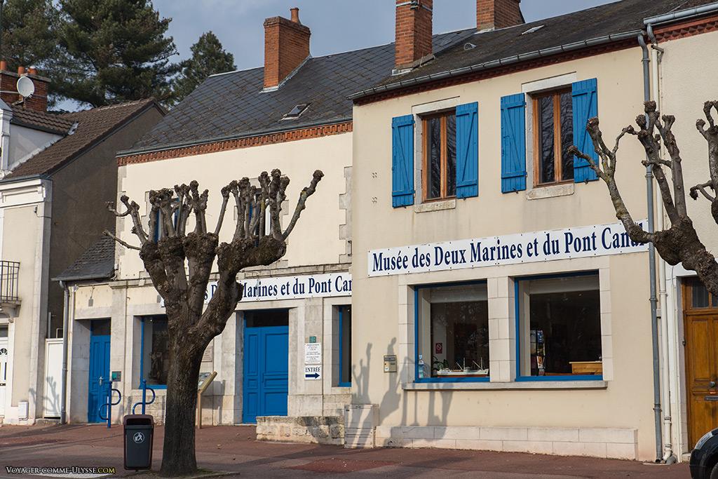musée des 2 marines et du pont-canal