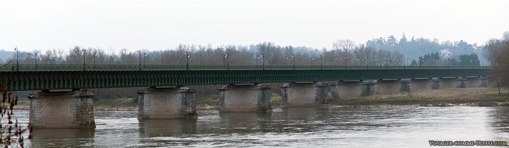 Les 662 m du pont-canal