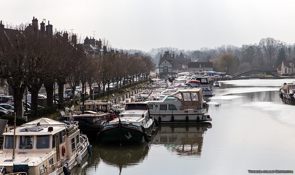 Port de plaisance de Briare