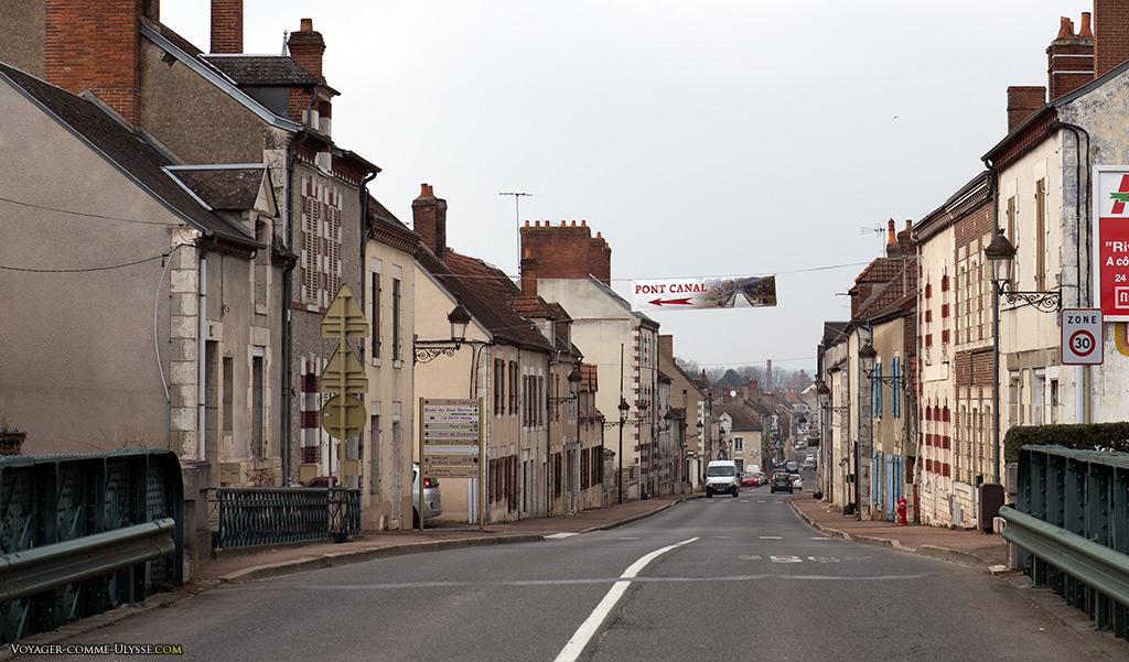 Rues de Briare