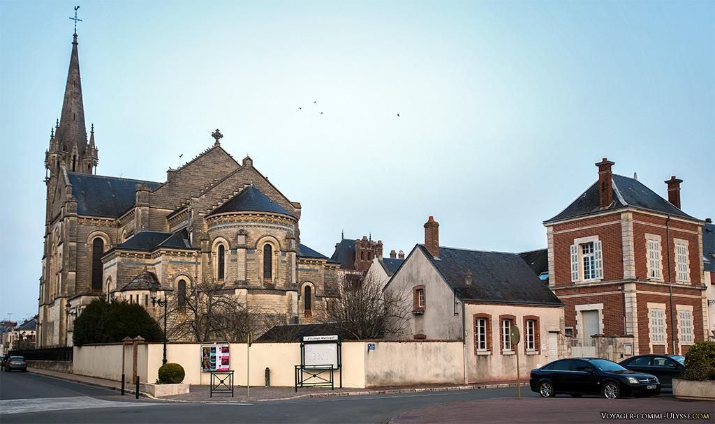 Eglise Saint Etienne, Briare