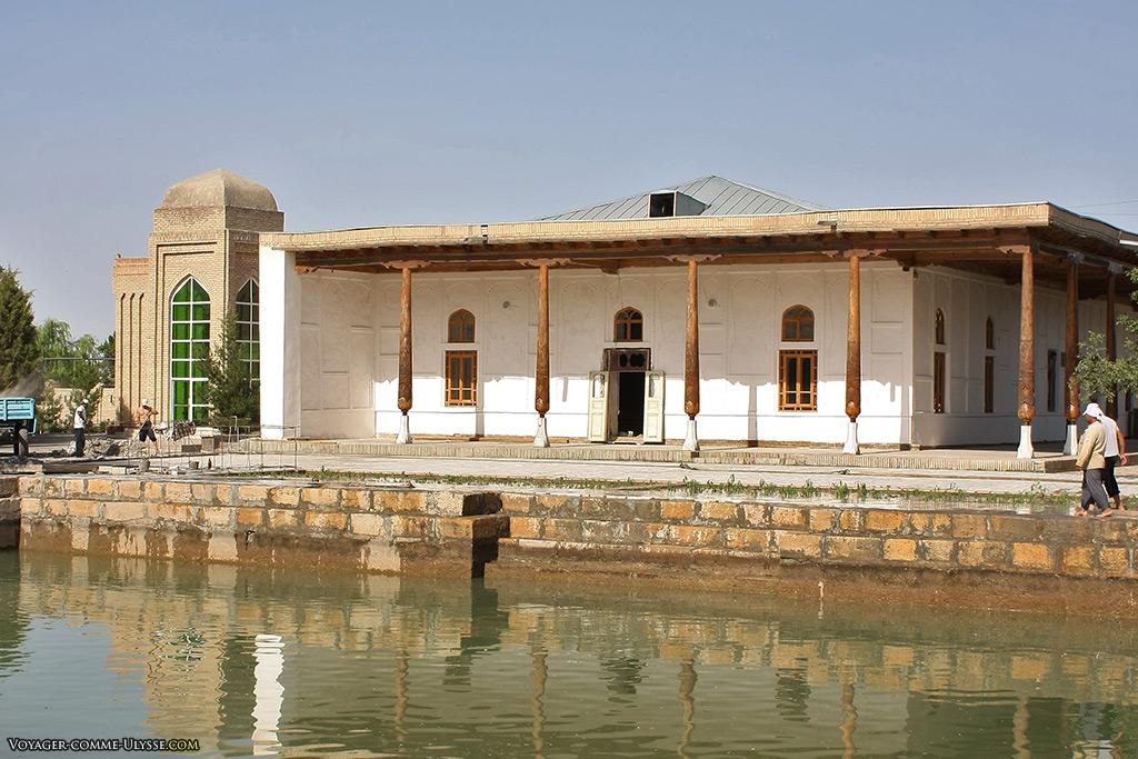 La mosquée Khakim Kushbegi