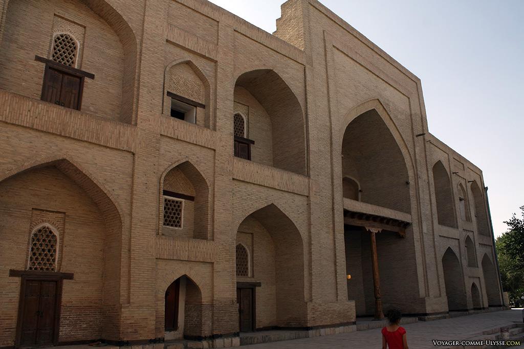 Entrée principale de la mosquée Khakim Kushbegi