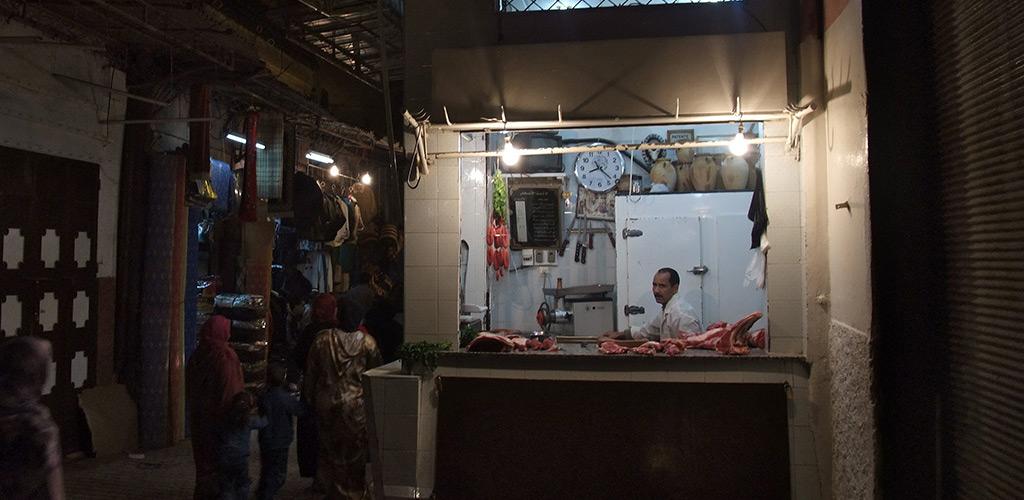 Boutiques de Marrakech