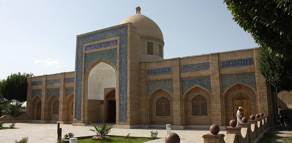 Mausolée de Naqshbandi