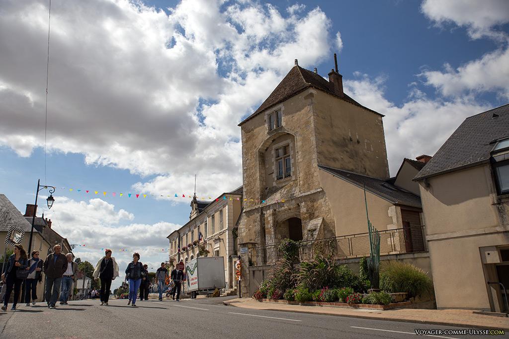 L'Hôtel de Ville des Aix d'Angillon