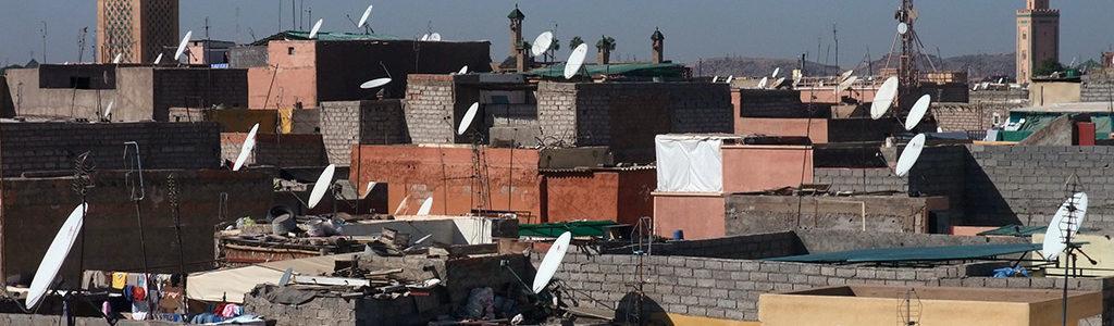 Toits de Marrakech