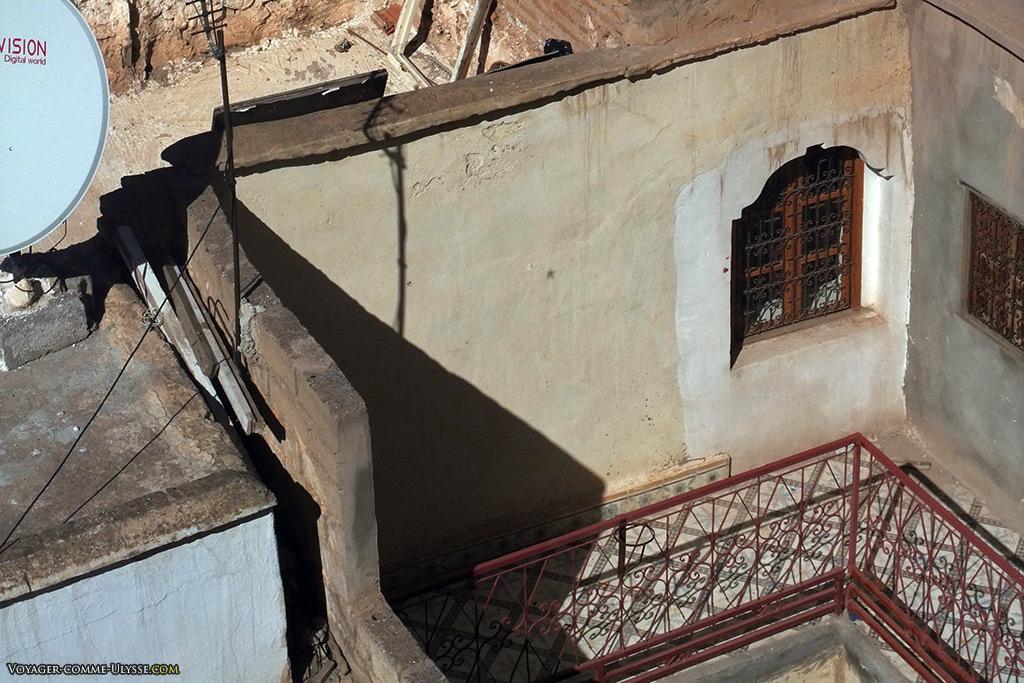 Le travail de ferronnerie est une longue tradition au Maroc.