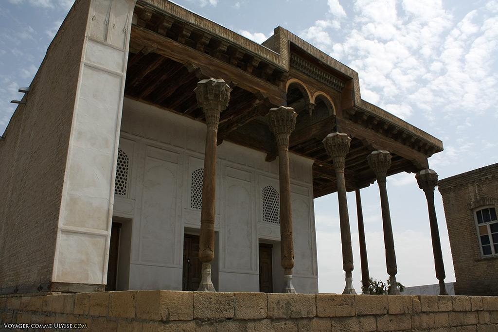 La mosquée du vendredi, ou mosquée Juma.