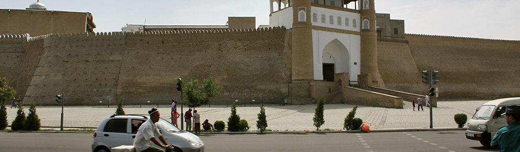 Citadelle Ark de Boukhara