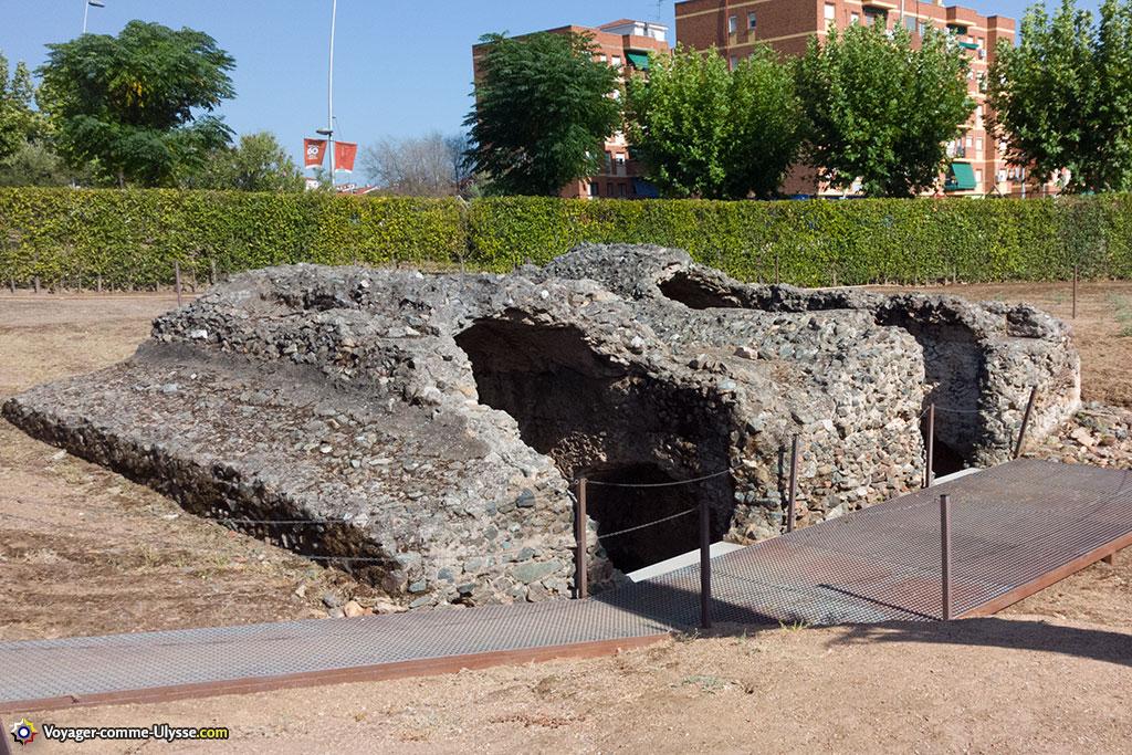 Mausolée du IVème siècle