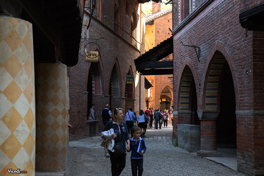 Petites rues du Bourg Médiéval