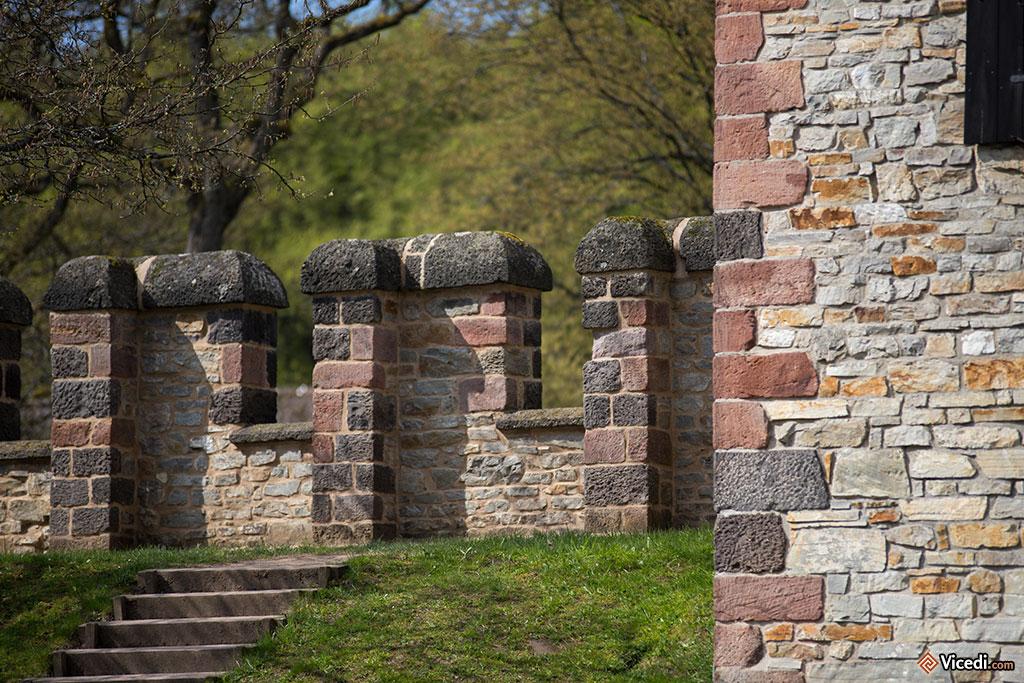 Créneaux de la muraille