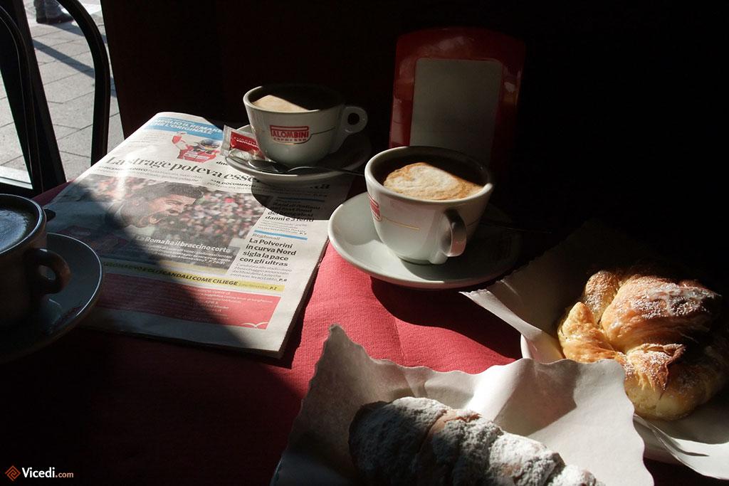 Voila mon idée d'un bon petit-déjeuner !