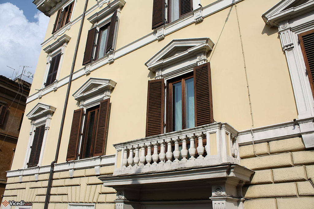 Balcon romain