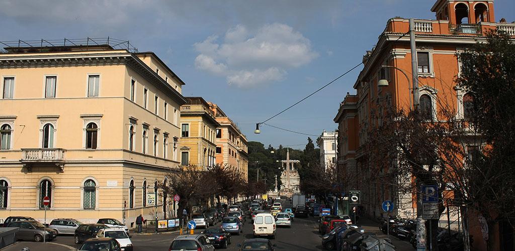 Vivre à Rome de nos jours