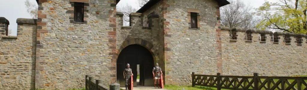 Camp militaire romain de Saalburg, en Allemagne