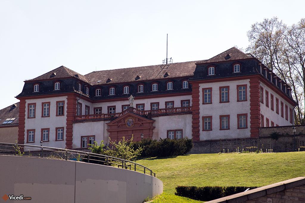 Citadelle de Mayence.
