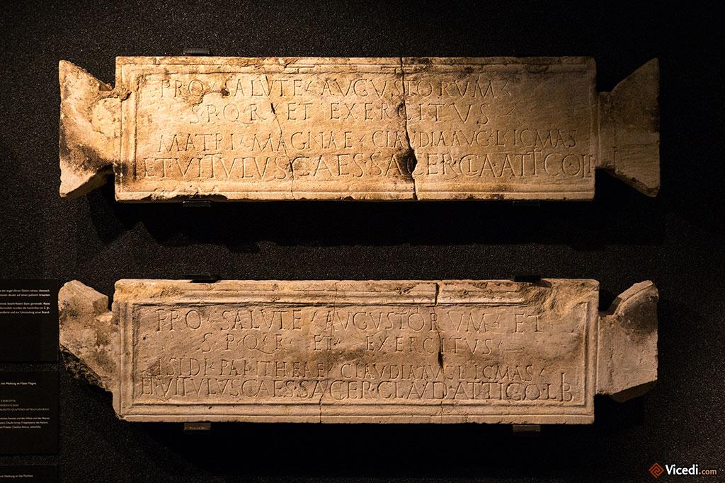 Tablettes votives