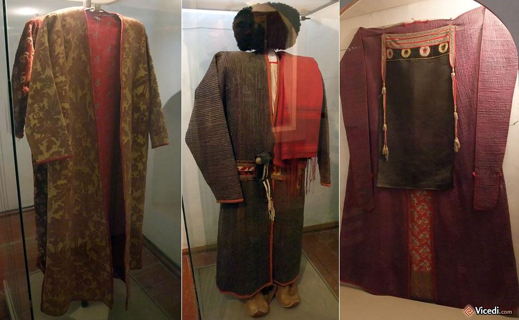 C'est dans un musée désormais qu'il faut aller pour trouver d'anciens habits traditionnels ouzbeks.