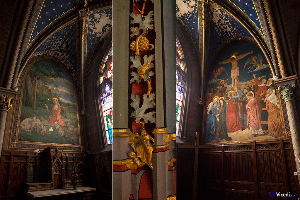 chapelle sainte solange