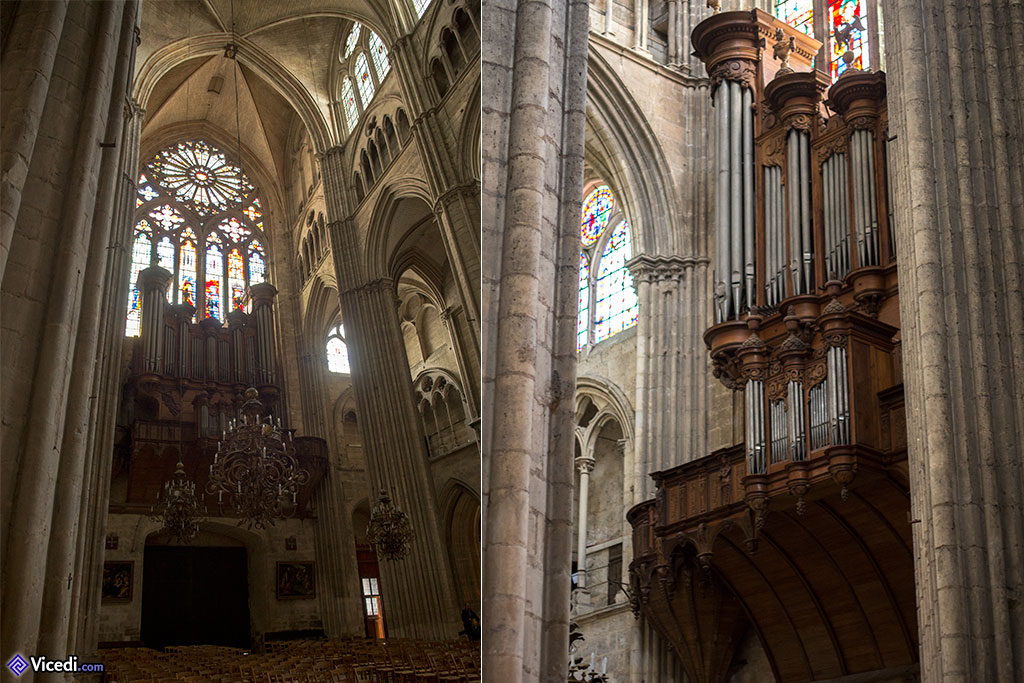 Grand orgue de Bourges
