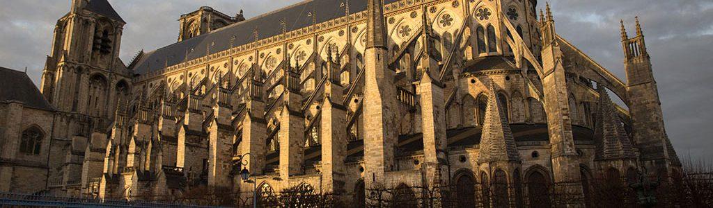 Cathédrale de Bourges : monument du Berry