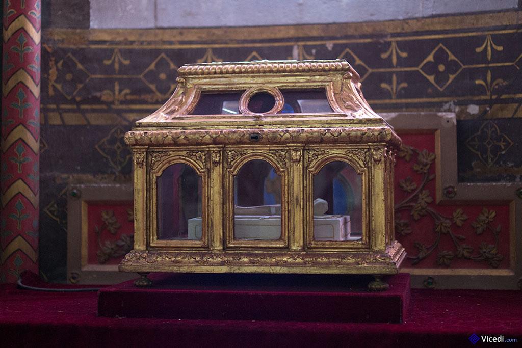 Reliquaire de Saint Ursin