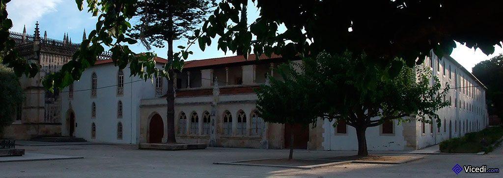 Parties privées du monastère