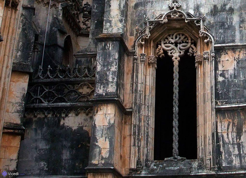 monast re de batalha art gothique du portugal vicedi. Black Bedroom Furniture Sets. Home Design Ideas