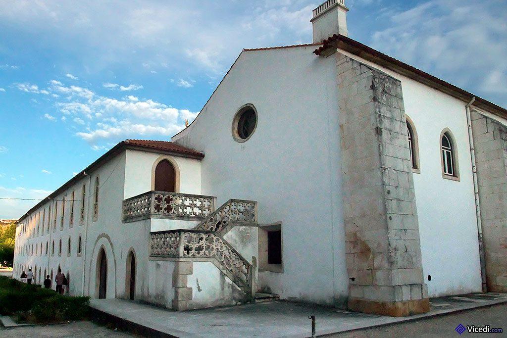 Locaux privés du monastère.